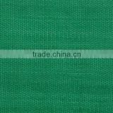 100% HDPE High quality green shade net /construction safety nets /Dust and debris control net