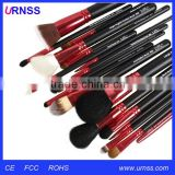2016 Wholesale make-up cosmetics brush gifts set free samples China factory and supplier
