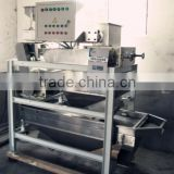 high efficiency peanut kernel cutting machine/peanut particle cutting machine/ nut cutting machine