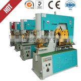 Hydraulic cutting and bending machine, Q35Y-25 stainless steel bar ironworker, angel steel rod cutting and bending lathe
