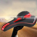 8 Colors Hot Road / Mountain Bike MTB Saddle Cycling Seat Sport Bicycle Parts Accessories Front Mat Cushion Saddle