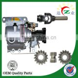 tricycle spare parts direction changing gearbox