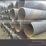 Q235 equivalent steel pipe in stock