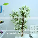 GNW BLS045 Decorative Artificial White Cherry Blossom Tree Branches for wedding table centerpieces decoration