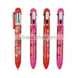 5 color/ multi-colour ball point pen with best quality
