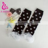 Sock Kneepad Tight Stocking Socks New Baby Girls Socks Baby Leg Warmers