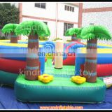 Most Interesting inflatable toy bouncer castle,funny bouncy,kids circular jumping houses