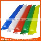 cheering air inflatable stick clapper
