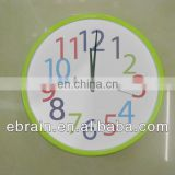 cheapest plastic wall clock for big sale