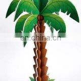 3D coconut tree