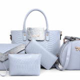 pu leather handbags for women