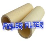 OEM FRANKE FILTER MFK-032-39.4 and MFK-674-39.4 Filter Elements for Oil Mist Separators