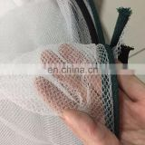 (100% virgin HDPE) cheap garden antil hail net / greenhouse anti bird insect net / hail guard net