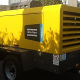 PACE and  ECO Atlas Copco XAVS236 14-11bar 14.3-17.2m3/min best quality air compressor with Cummins Engine