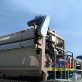 Mud dewatering equipment