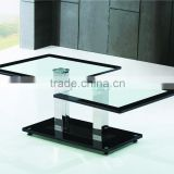 2015 Popular Metal Glass Coffee Table with Cheap price PCT14147