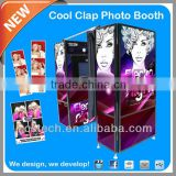 2013 new products fun birthday party 3D photo booth machine sales