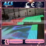 2015ACS Disco led portable dance floor, Great star dance floor,wedding led dance floor