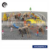 HOT Amusment Park Kids Outdoor Playground Structure Climbing Sets