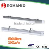 Samsung / Epistar LED 4ft led tube light fixture 600/1200/1500mm CE RoHS led fluorescent tube light