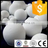 Grinding alumina ceramic polishing beads