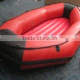 2014 PVC Inflatable Water Boat river raft Inflatable Fishing Boat China paddle air mat floor