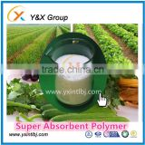 Super Water Absorbent Polymer SAP polymer magic water gel crystals for plants