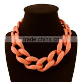 Female Fashion Fine Costume Jewelry Wholesale Choker Chain Necklace 2016                                                                         Quality Choice