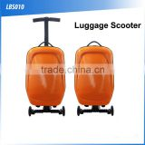 (160388) Portable business foldable trolley luggage scooter travelling case                                                                         Quality Choice