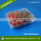 2016 new style PET transparent disposable plastic food tray for fruit / strawberry                                                                                                         Supplier's Choice