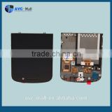 smart phone touch screen lcd assembly with frame for Blackberry N-Series/Dev Alpha C Q10 black