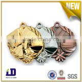 basketball gold/silver/bronze metal medals