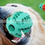 70mm hot sale ball with teeth Turkey dog toy , manufactory wholesale&OEM pet products