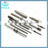 Manufacturer supplyHigh precision valve stem machiningStainless Steel Gate Valve Stem