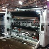 high speed plastic film slitting rewinder machine