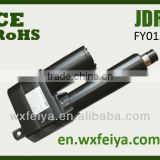 CE ROHS certificates FY015 12v 24v waterproof IP65 linear actuator optional stroke for industrial tractor
