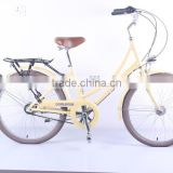 24 Inch NEXUS 3 speed alloy ladies city bicycle urban bike