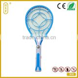 Best sale electric mosquito swatter with led light mosquito bat rechargeable electronic zap bug