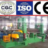 Affordable 3 Roller Universal Plate Bending Machine, Prebending and Cone, 16mm 3 rolls hydraulic bending machine