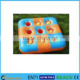 2016 American Flag Inflatable Beer Ice Bucket, Inflatable Ice Cooler,beach toy,inflatable beach cooler