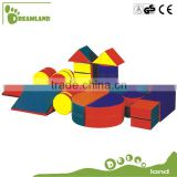 High quality daycare indoor children's soft play sets