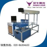 hot selling low price co2 laser marking machine for leather fabric cloth acrylic epoxy resin