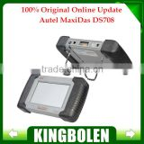 2014 Automotive Special Tool Autel Maxidas DS708 Scanner Tool Diagnostic Software Download on Internert and Print Data via PC