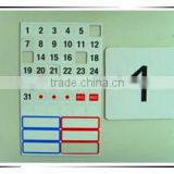 Plain magnetic sheet, adhesive magnetic sheet,erasable magnetic sheet,vinyl sheet, all kinds of lamination sheets