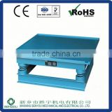 Best quality vibration shaker table popular at home and abroad