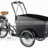 150cc cargo tricyle/tricycle cargo bike/tricycle two front wheels
