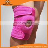 Enhanced Breathable Non-slip Elastic Compression Patellar Tendon Knee Brace Support Cap-knee Protector Stabilizer Wrap Pads