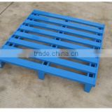 heavy customized storage wire metal foldable steel cage pallet