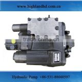 Highland short delivery hydraulic pump india manufacturers for combine harvester