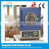 CE Certified Horizontally Quartz Tube tubular Chamber Furnace